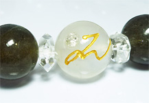 観月環オリジナル「潜在能力開花パワーストーンブレスレット」