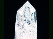 六角柱天然水晶 一点品 龍脈
