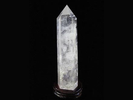 六角柱天然水晶 一点品
