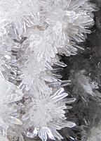天然水晶原石飾り石「金殿王楼」