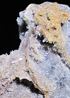 天然水晶原石飾り石「富貴栄華」