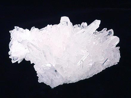 最高級天然水晶クラスター