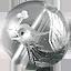 水晶 素彫り天王四神