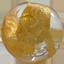 水晶ヤアズ金彫り