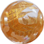 水晶金彫り五爪龍