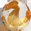 パワーストーン/水晶金彫り白虎