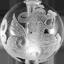 水晶素彫りひきゅう オス