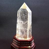 天然水晶六角柱